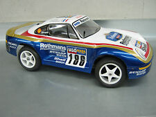 SUPER P TYPE 959 RALLY BODY VINTAGE convert your 1/10 buggy to a rally xx4 xxx4