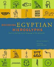 Decoding Egyptian Hieroglyphs Bridget McDermot