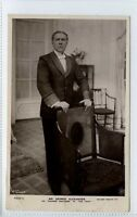 (Gi356-376) Real Photo of Theatre Star, George Alexander 1908 G-VG Rotary 4225 K