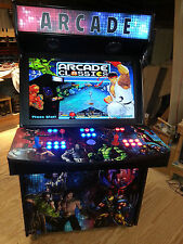 "2 Player 40"" LED Home Arcade Game MAME(TM) - ArcadesRFun Has Your Dream Arcade!"
