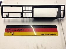 VW GOLF GTI MK2 JETTA.GENUINE DASH DASHBOARD FASCIA CLOCK SWITCH SURROUND PANEL