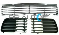 04-09 TOYOTA PRIUS 3 PIECE LOWER FRONT BUMPER GRILLE SET FOG LIGHT COVERS NEW