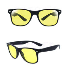Unisex HD Lenses Night Vision Sunglasses Goggles Driving Glasses UV Protection