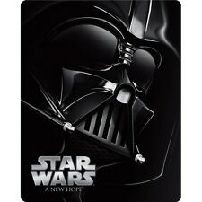 Star Wars: A New Hope Episode 4 Steel Book Blu-Ray Brand New