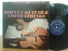 Johnny Smith,Guitar And Strings,Roost SLP2242,1st Pressing,Rare Vinyl Jazz LP