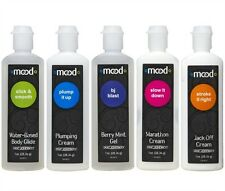 Mood Pleasure for Him 5 Pack Five formulas sure to get your manhood in the MOOD