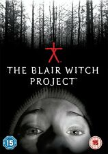 The Blair Witch Project DVD Movie Film New Sealed Original UK Release Region 2