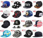New Fashion Men's Snapback Hats Baseball Caps adjustable Unisex Hip Hop Hat