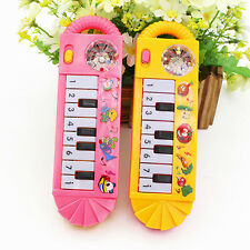 Baby Toddler Kid Musical Piano Developmental Toy Early Educational Game Spirited