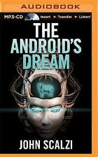 The Android's Dream by John Scalzi (2015, MP3 CD, Unabridged)