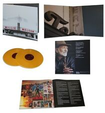 WILLIE NELSON - Teatro 2 x LP - Record Store Day RSD 2015 Gold vinyl - SEALED