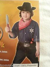 True Heroes Cowboy Belt Set - Halloween