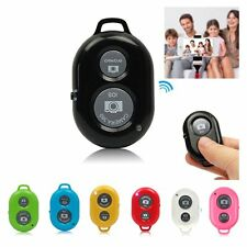 Selfie Bluetooth Wireless Remote Shutter Release Camera Photo Picture Controller