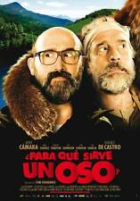 PARA QUE SIRVE UN OSO? Movie POSTER 11x17 Spanish