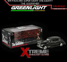 GREENLIGHT 12948 1:18 1941 PACKARD SUPER EIGHT ONE-EIGHTY 1972 THE GODFATHER