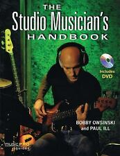 The Studio Musician's Handbook (Music Pro Guides) by Owsinski, Bobby, Ill, Paul