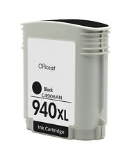 1PK Ink Cartridge FOR HP940XL 940XL BLACK C4906AN Officejet Pro 8500a Print