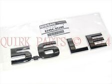 "2004-2014 Nissan Titan Armada | Chrome ""5.6 LE"" Rear Nameplate Emblem Badge OEM"