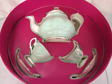 Royal Albert 3-Piece Tea Set England 1904