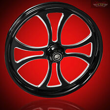 "Harley Davidson Monster 32"" Inch Custom Wheel ""Maltese""   Harley Wheels"