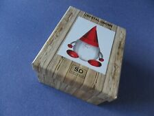 CRYSTAL GNOME BY SIMON DESIGN NEW IN BOX