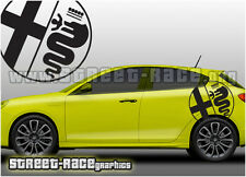 Alfa Romeo 023 graphics stickers decals Giulietta MiTo Spark etc