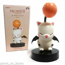 FINAL FANTASY XIV FF 14 Moogle Room Lamp Taito Figure Yellow