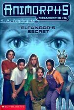 Elfangor's Secret (Animorphs, Megamorphs #3)