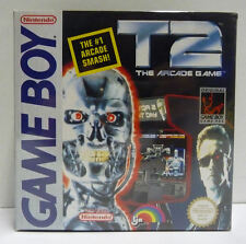 T2 TERMINATOR THE ARCADE GAME - NINTENDO GAME BOY GB PAL REGION FREE BOXED