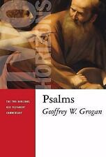 Psalms by Geoffrey W. Grogan (2008, Paperback)