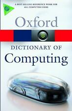 A Dictionary of Computing (Oxford Paperback Reference)-ExLibrary