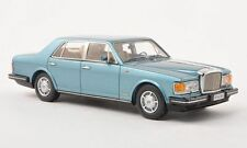 NEO 44171 - Bentley Mulsanne bleu - 1980      1/43