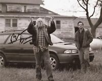 NEBRASKA: BRUCE DERN 'WOODY GRANT' SIGNED 10x8 ACTION PHOTO+COA