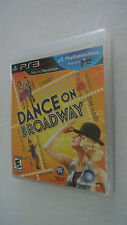 BRAND NEW Sealed Dance on Broadway (Sony PlayStation 3, 2011)