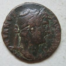 Empire Rome as cuivre Hadrien  / Roman copper as Hadrian Fides