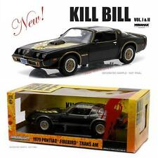 GREENLIGHT 12951 - 1979 PONTIAC FIREBIRD TRANS AM KILL BILL VOL 1&2 1:18