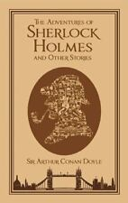 The Adventures of Sherlock Holmes and Other Stories (Leatherbound Classics) by