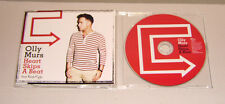 Maxi Single CD  Olly Murs - Heart Skips A Beat 2011  2 Tracks sehr guter Zustand