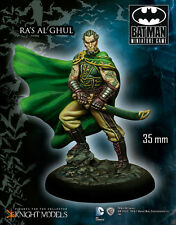 Knight Models Batman Miniatures BNIB Ra's Al Ghul Arkham City K35BAC046