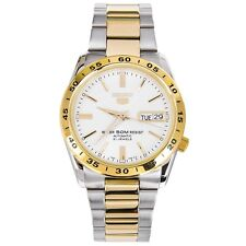 Seiko 5 SNKE04 K1 Two Toned Stainless Steel Automatic Men's Watch SNKE04K1