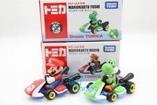Tomica Takara Tomy Mario Kart 8 Mario & Yoshi Racking 2X SET Toy Car Diecast