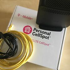 T-Mobile 4G LTE Personal Cell Spot Signal Booster Indoor Coverage