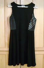 URBAN RENEWAL Black and Gray Sweater Dress Size S/M
