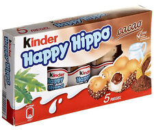 2 x Kinder Happy Hippo (= 2 x 135g) **Made in Germany** BEST PRICE