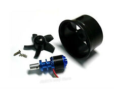 64mm Duct Fan RC 4500KV Brushless Outrunner Motor For RC Model EDF Jet AirPlane