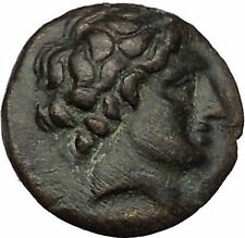Phalanna in Thessaly 3-2CenBC Ares Nymph Authentic Ancient Greek Coin i53307