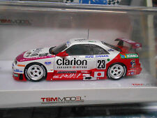 NISSAN Skyline GTR LM #23 Le Mans 24 HRS Nismo 1995 Racing Resin TSM NEW 1:43