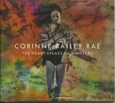CORINNE BAILEY RAE - The heart speaks in whispers (2016) CD digipack