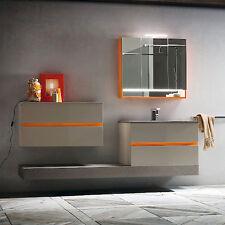 JACANA JA39 – Mobile luxury arredo bagno L.210 cm personalizzabile COMPAB