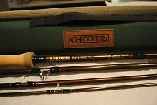 G Loomis Roaring River Greased Line Deveron 15'Long Belly Fishing Rod Pole+Case